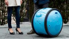 Gita je osobní venkovní robot nosící věci za vás