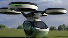 Airbus a Italdesign navrhli koncept spojující auto a dron