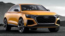 Audi ukázalo zdařilý koncept sportovně užitkového Q8 sport