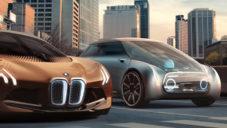 BMW ukazuje budoucnost mobility na dalších 100 let