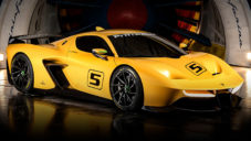 Pininfarina navrhla supersport Fittipaldi EF7 Vision Gran Turismo