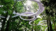 Dror navrhli pro Istanbul park se stezkou v korunách stromů