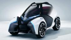 Toyota i-TRIL je koncept auta pro jednoho na rok 2030