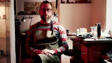 Hanuš Lamr ručně vyrábí šperky inspirované přírodou