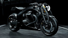 Renard GT je exkluzivně navržený silniční motocykl