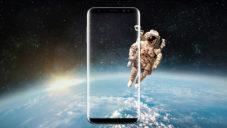 Samsung představil mobil Galaxy S8 s Infinity displejem