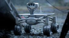 Audi sestrojilo funkční lunární vozítko Lunar Quattro