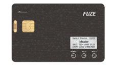 Inteligentní karta Fuze v sobě nosí neomezeně platebních karet