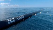 Projekt Ocean Cleanup pomůže vyčistit moře od odpadu