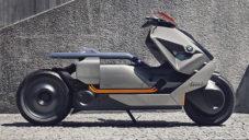 BMW ukázalo koncept městské elektrické motorky Concept Link