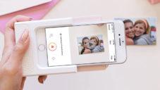 Prynt je rychlá mobilní tiskárna instantních fotek pro iPhone