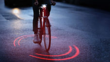 Cyklosvětlo BikeSphere má více ochránit a zviditelnit cyklisty