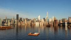 Krátký film ukazuje New York pod vodou po globálním oteplení