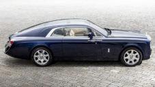 Rolls-Royce Sweptail je na míru navržené zcela unikátní kupé
