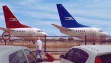 V Argentině začala létat krátká letadla a jezdit neviditelná kola