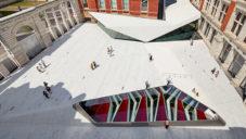 Amanda Levete rozšířila londýnské Victoria & Albert Museum