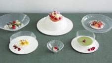 Designérka navrhla silikonové talíře pro lepší zážitek z jídla