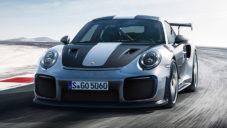 Porsche na okruhu ukázalo své nejvýkonnější 911 GT2 RS