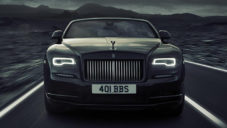 Rolls-Royce uvádí nejčernější edici aut na světě Black Badge