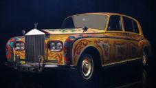 Rolls-Royce zpěváka Johna Lennona vystaví v Londýně