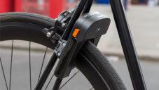 Deeper Lock je chytrý zámek na kolo s integrovanou GPS