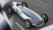 Infiniti odhalilo elektrický retro roadster Prototype 9