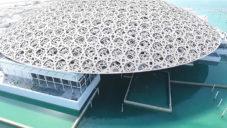 Louvre Abu Dhabi od Jeana Nouvela se otevře ještě letos