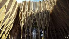 Projděte si památník genocidy v Kambodži od Zahy Hadid