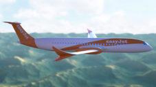 Wright Electric navrhují pro EasyJet elektricky poháněné letadlo