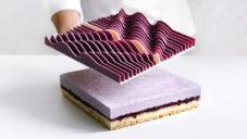 José Margulis navrhl pro Dinaru Kasko dorty s 3D strukturami