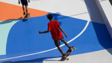 Na severu Itálie otevřeli skatepark zdobený barevnou malbou
