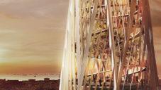 V Manile vyroste Icon Tower s vyhlídkou ve výšce 308 metrů