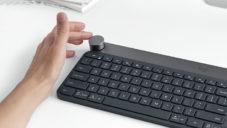 Logitech Craft je klávesnice s užitečným ovládacím kolečkem