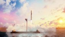 SpaceX chce raketami BFR rychle dopravovat lidi po Zemi