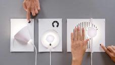 Electric Paint Lamp Kit umožňuje doma si složit tři lampičky