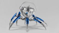 MB&F a L'Epée 1839 navrhli stolní hodiny Octopod
