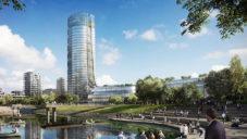 Foster + Partners postaví v Budapešti skleněný MOL Campus