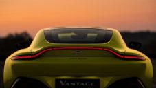 Aston Martin ukázal zcela nový a ještě rychlejší sporťák Vantage