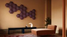 BeoSound Shape je modulární systém stylových nástěnných reproduktorů