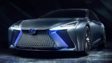 Lexus LS+ je koncept autonomního sedanu pro rok 2020
