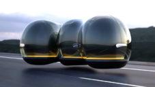 Renault Float je koncept vznášejícího se vozidla budoucnosti