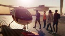 Uber plánuje na rok 2020 meziměstskou dopravu elektrickými letouny