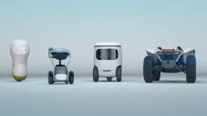 Honda vyvíjí čtveřici roztomilých robotů mající pomáhat lidem