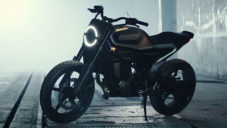 Husqvarna představila koncept silniční motorky Svartpilen 701
