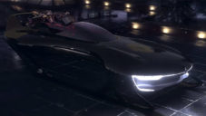 Renault Sport navrhl Santu Clausovi super rychlé sáňky R.S.