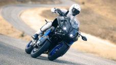 Yamaha Niken je revoluční motorka se dvěma předními koly