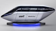 Bell Air Taxi je koncept elektrické helikoptéry pro dopravu po městě