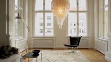 Vydavatelka knih Angelika Taschen ukazuje svůj byt v centru Berlína