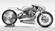 Death Machines of London navrhli motorku Moto Guzzi Airforce inspirovanou letectvím