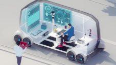 Toyota ukázala koncept městské dopravy unifikovanými moduly e-Palette